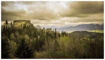4460 Blick auf die Burgruine Eisenberg