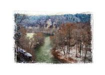 Donau bei Inzigkofen 7630