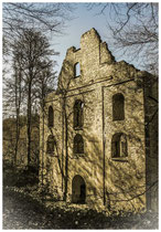 Ruine Maria Hilf 1952