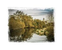 Donautal - Blick auf Laiz 8327