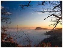 6681 Hohentwiel im Nebel