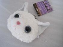 リールパスケース 白猫