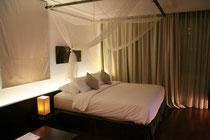 Unseer zweites Hotelzimmer in Seminyak!