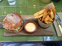 Das war der perfekte Big Mac in gut :D