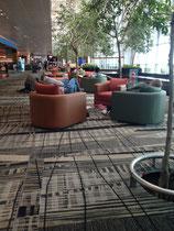 Changi-Airport Singapur