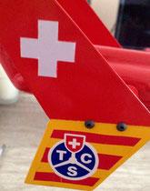 Marc aus Niederwangen bei Bern (CH). EC145 im REGA - Design