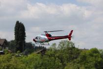 Roger aus Gontenschwil (CH): JTH Landegestell, JTH Scale Teile, JTH Beschriftungen