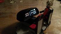 Marco aus Glindenberg. JTH Cockpitausbau mit Eigenbau Instrumenten & Beleuchtung