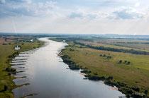 Elbe bei Magdeburg