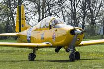 Pilatus P-3 (F-AZPU)