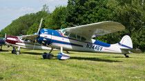 Cessna 195 - N3446V