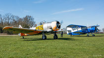North American AT-6 Texan (D-FASS), Antonov An-2 (D.FOKY)
