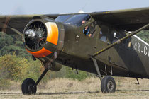 Max Holste MH-1521 Broussard - D-FMCA