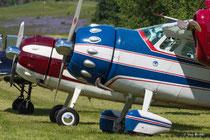 Cessna 195 - N3446V + NC3081B