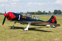 SP-YWF (Yak-52 TD)