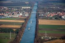 Mittellandkanal bei Wenden