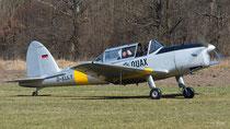 de Havilland DHC-1 Chipmunk (D-ELLY)