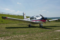 Socata MS-893A Rallye Commodore - D-EAGR