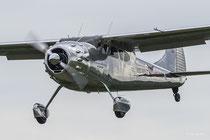 """Cessna 195 """"Businessliner"""" (N195RS)"""