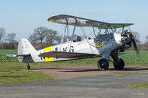 Focke Wulf FW 44 Stieglitz (D-ENAY)