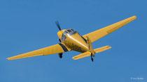 Heliopolis Air Works Gomhouria 181 Mk.6 (Bücker Bü 181 Bestmann) - D-EEXE
