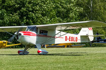 Taylorcraft BC-12D - D-EOLD
