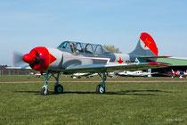 Yakvlev Yak 52 (SP-YDH)