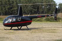 Robinson R-44 Raven - D-HHAG