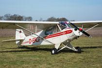 Piper PA-18 Super Cub (D-EKQF)