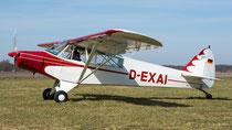 Piper PA-18 Super Cub (D-EXAI)