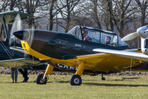 de Havilland DHC-1 Chipmunk (D-EFOM)