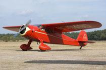Cessna 145 Airmaster - D-EUCP