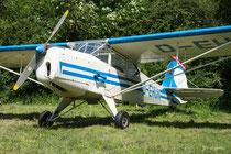 Taylorcraft J-1 Autocrat - D-EHUN