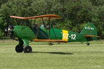 Focke-Wulf Fw 44J Stieglitz - D-EXWO