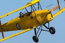 de Havilland D.H.82a Tigermoth (D-EDEM)