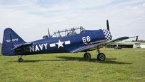 North American AT-6 Texan (D-FSIX)