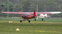 Piper PA-18-95 Super Cub (D-EHAP), Piper PA-18-95 Super Cub (D-EKQF)