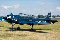 SP-YNH (Yak 52)