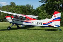 Cessna 185F Skywagon - HB-TMT