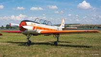 PH-DTW (Yak 52)