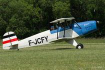 FK 131 Jungmann (Bücker Bü 131 Jungmann) - F-JCFY