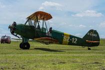 Focke-Wulf Fw 44-J Stieglitz - D-EXWO