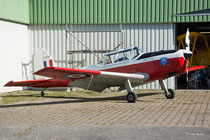 de Havilland DHC-1 Chipmunk (D-EPAK)