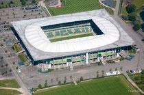 VfL-Arena Wolfsburg 2010