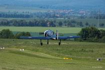 Yakovlev Yak-52 - SP-YWM