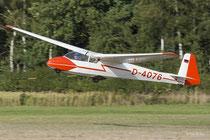 Schleicher Ka 7 Rhönadler - D-4076
