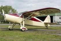 Fairchild F.24 (NC77660)