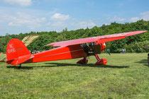 Cessna 145 - NC19495