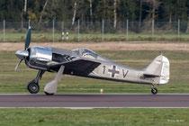 Erstflug in Braunschweig 05.11.2013