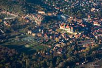 Quedlingburg Innenstadt mit Dom
